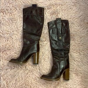 Knee High Chloe boots 39 Super condition